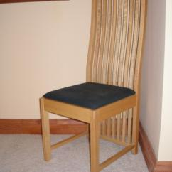 Handmade Wooden Chairs Navy Wing Chair Slipcover Era Of Dining Darbylanefurniture