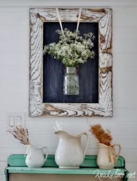Rustic Vintage Wall Decor