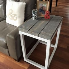 End Table Ideas Living Room Purple Rooms Pics Tables To Create A Fresh Look Darbylanefurniture Com