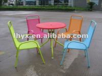 The amazingly cute kids outdoor furniture ...