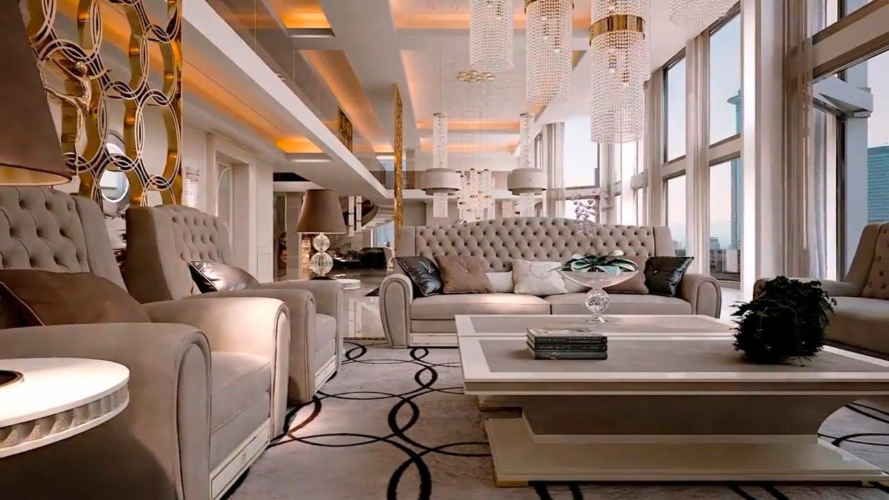 Luxury Interior Design For Elegant Lifestyle