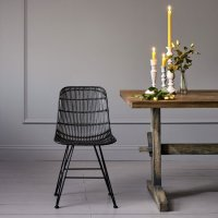 Rattan Dining Chairs for Trendy People ...