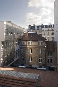 Ecole Ste Elisabeth  Extension du btiment B  Paris 15me par G2A CONCEPTION SARL  D