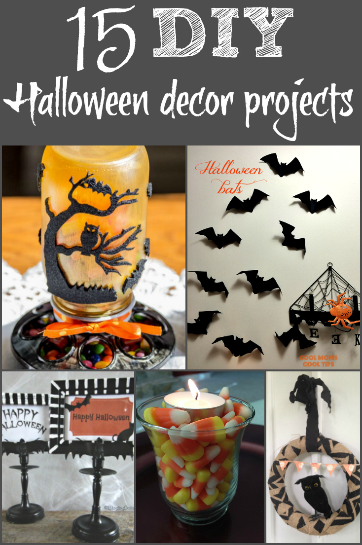15 Diy Halloween Decorations You Can Make At Home