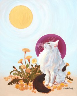 "Trillium's Gaze - Oil on Canvas - 24 x 30"" - 2016 - $1049"