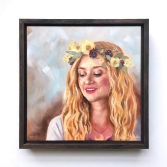 Glow | Original Oil Painting by Darcy Goedecke