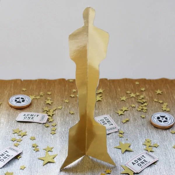 cutouts oscar statue printable vtwctr