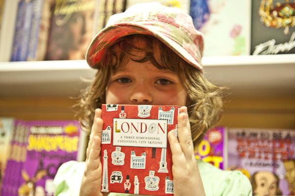 Sarah in London1