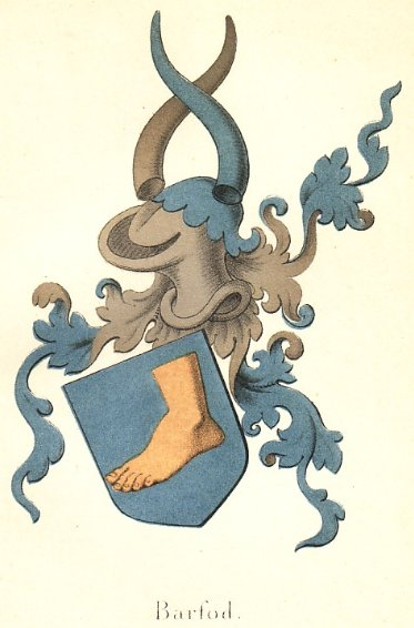 Barfod Coat of Arms