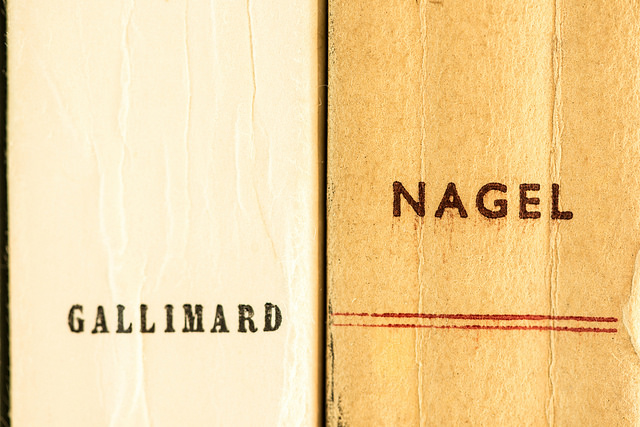 Gallimard and Nagel