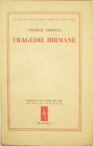 Tragédie Birmane