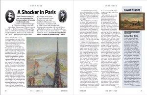 A Shocker in Paris