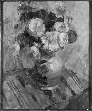 Fleurs by Edith F Morgan