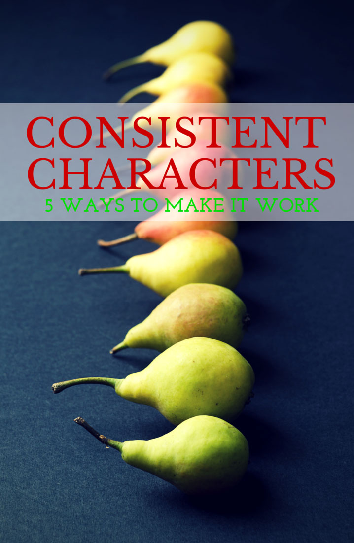 5 Ways to Keep Characters Consistent