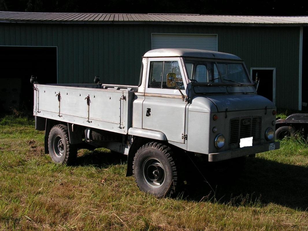 Wiring Harness Restoration 1970 Land Rover 110 Forward Control Dare Britannia Ltd
