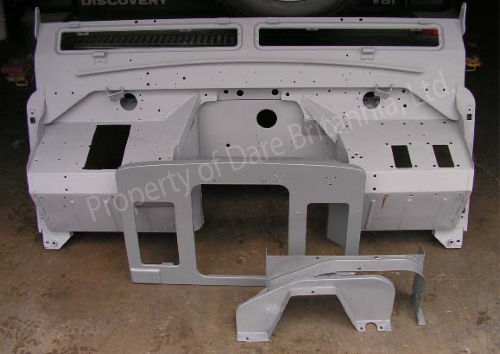 medium resolution of rare series iia sheet metal parts available from dare britannia