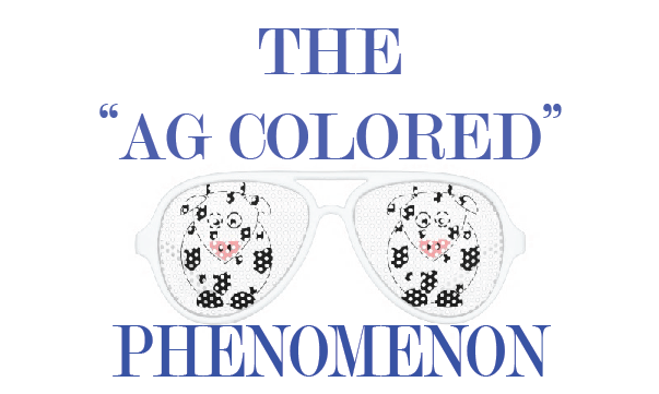 """The """"Ag Colored Glasses Phenomenon"""" complete with Mean Girls References"""