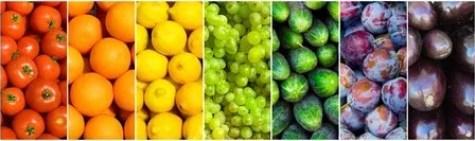 Fresh fruit vegetables, are prevention for IBS