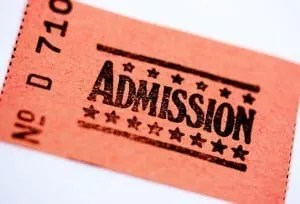 Colon Cleansing Happy Gut Makeover Admissions Ticket