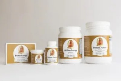 Julia Loggins' Supplement Line--Protein Power, Enzyme Energy, Happy Gut Makeover Colon Cleanse for sensitive stomachs