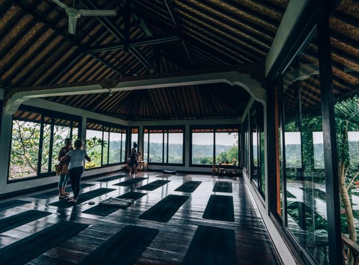 Intuitive Flow Yoga Studio Ubud