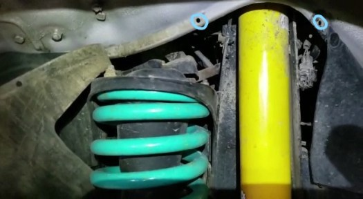 How To Replace a Bad Knock Sensor in a Land Cruiser -
