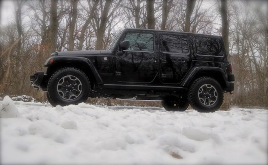 What Makes a Jeep Wrangler One of the Best Offroad SUVs? -