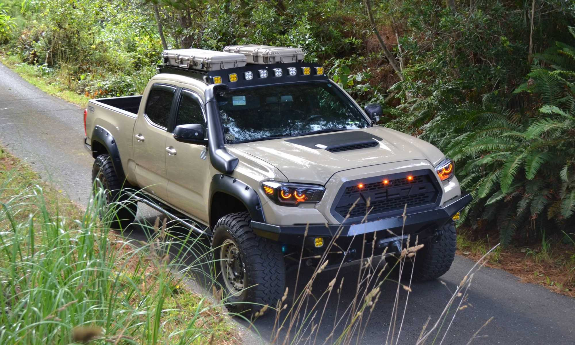 Build A Tacoma >> This Tacoma Gives Taco Tuesday A Whole New Meaning Darien Gear