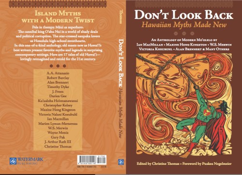 Don't Look Back Hawaiian Myths Made New Darien Gee