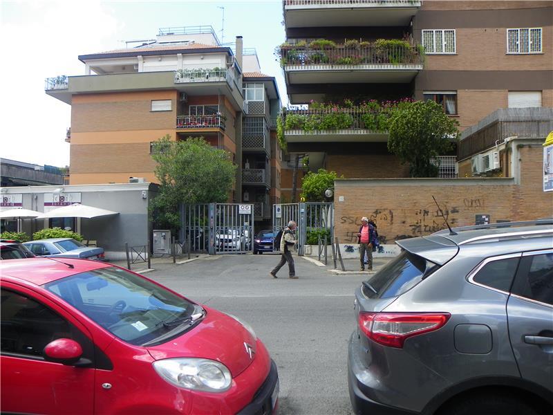 Roma Corso Francia Flaminia