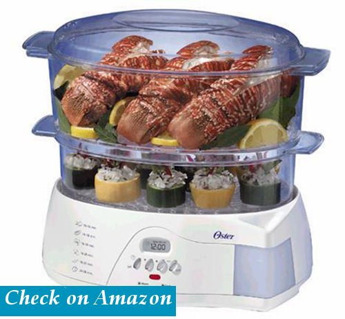 steamer kitchen pantry 10 best vegetable steamers 2018 value for money in depth review oster 5712 electronic 2 tier 6 1 quart