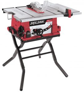 Ridgid Table Saw Dimensions