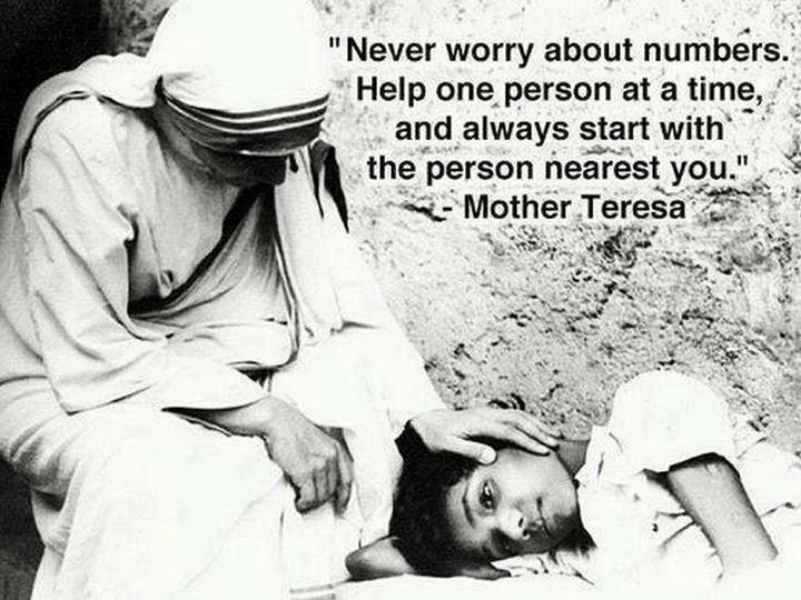 Helping Quotes Needy