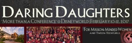 Daring Daughters @ Disneyworld | Daring Daughters