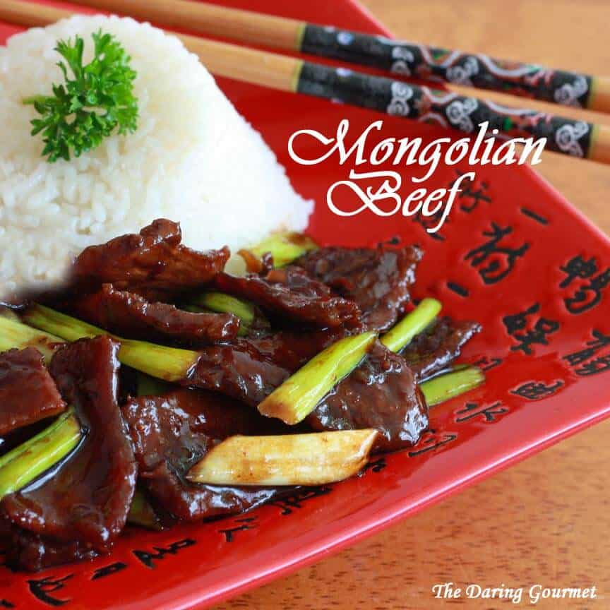Mongolian beef recipe pf changs copycat best authentic easy fast homemade chinese