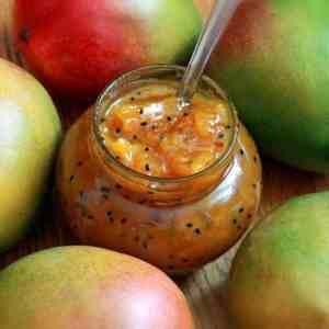 Indian mango chutney recipe homemade best authentic real
