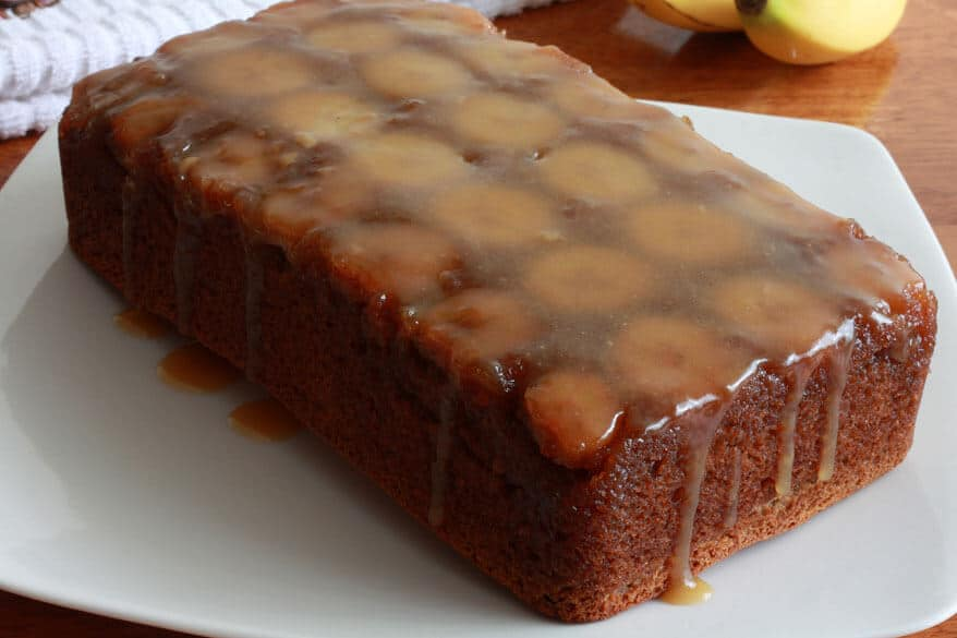 Banana Cake Brown Sugar