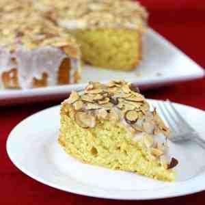 toasted almonds honey cake recipe van de kamps copycat dessert