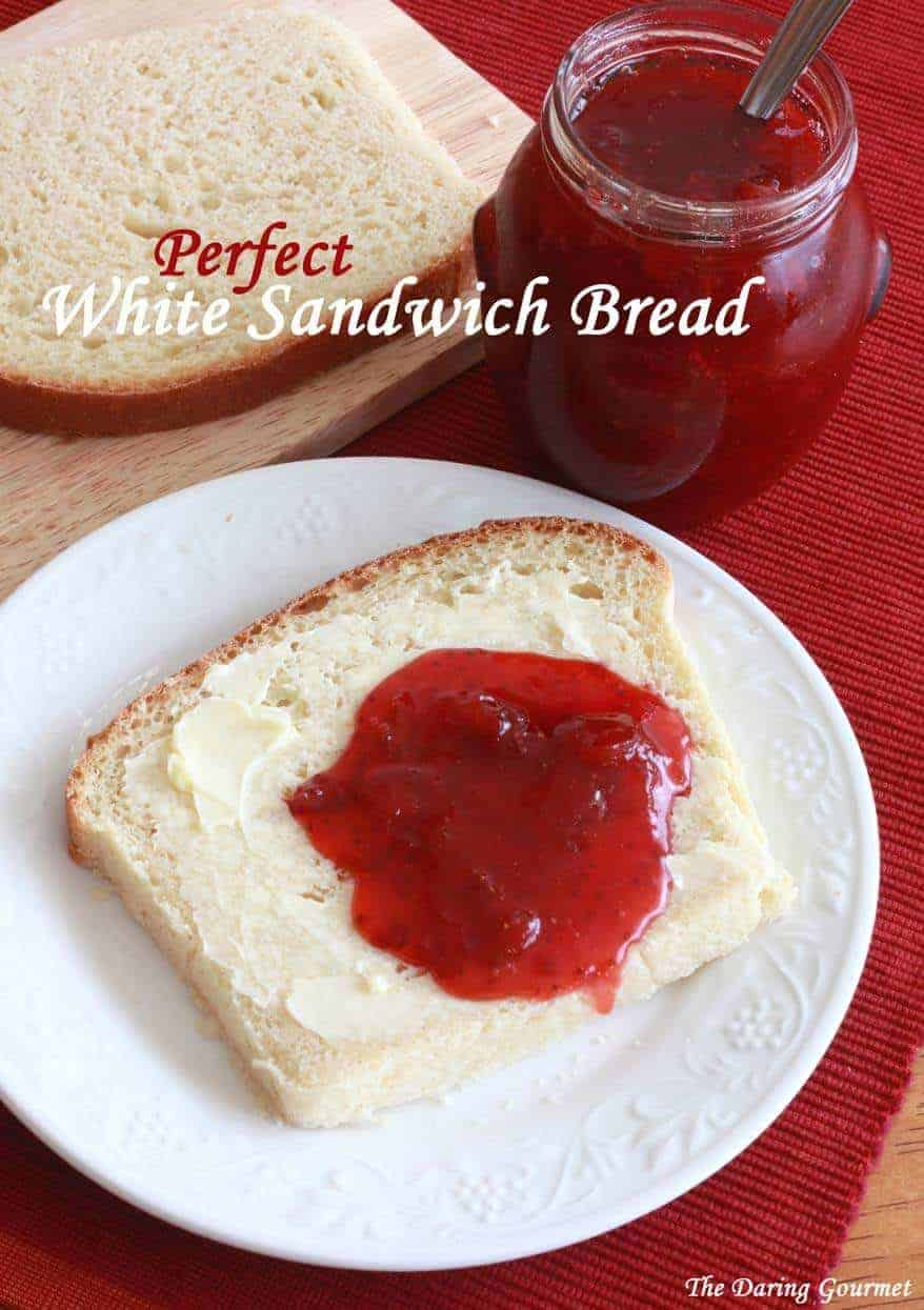 bread, white bread, recipe