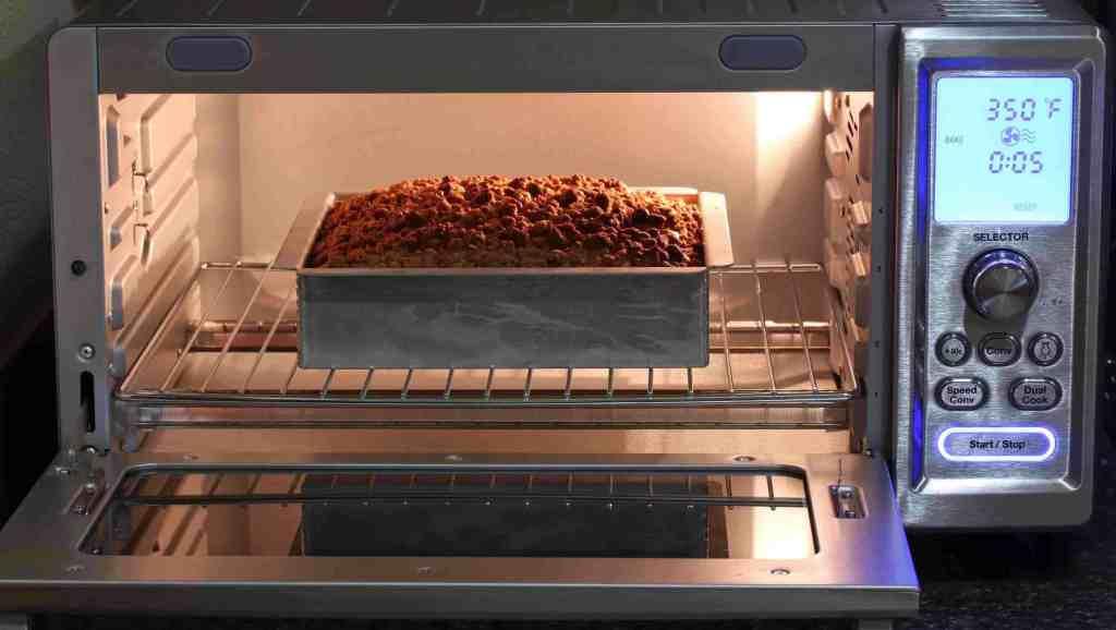 Chocolate Butterscotch Pumpkin Streusel Cake prep 12 cropped