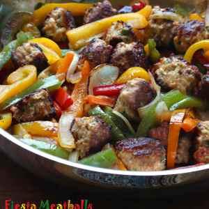 mexican meatballs recipe chipotles cilantro chili powder bell peppers