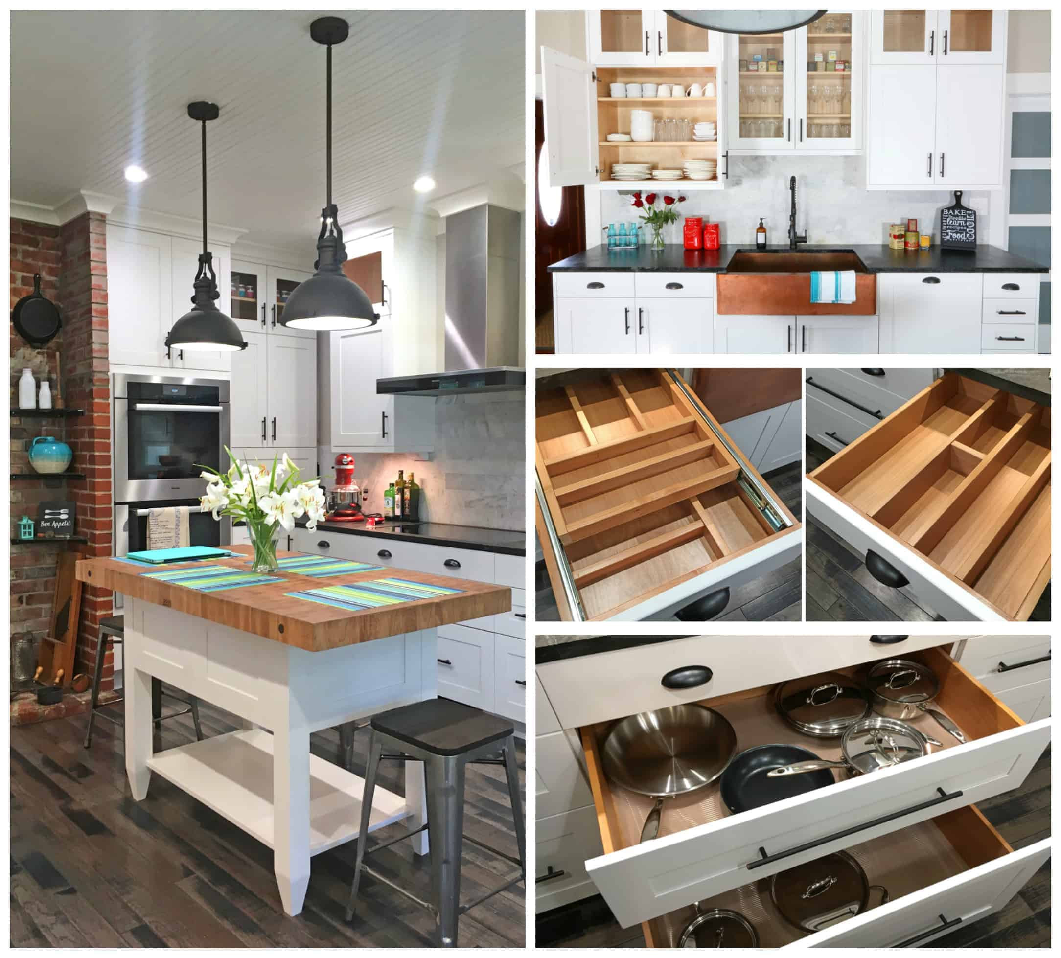 farmhouse kitchen cabinets cast iron sinks the 1912 modern remodel daring