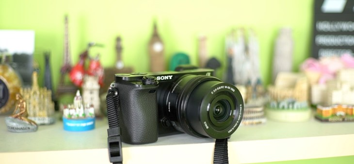 Sony a6000: un difetto per videomakers