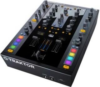 Battle mixer a due canali con scheda audio interna