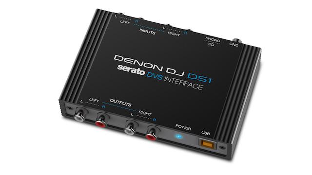 scheda audio denon ds1