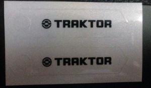 Marker digitale Traktor