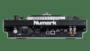 numark v7 controller hardware