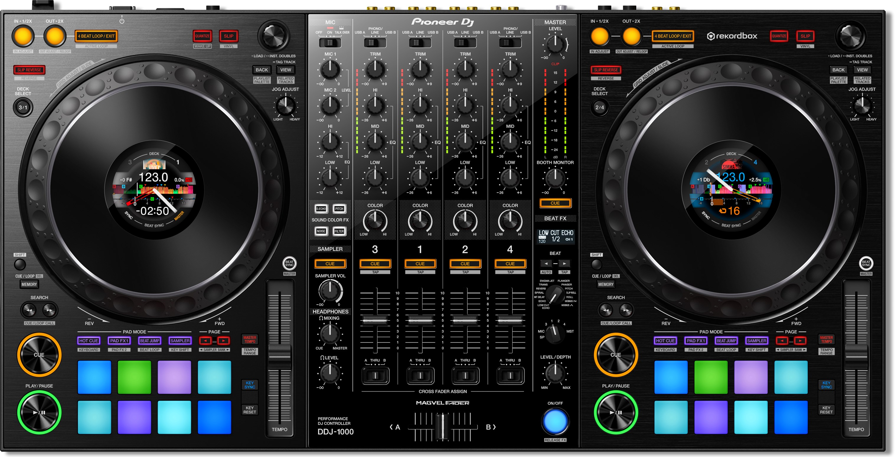 Nuovo controller Pioneer DDJ-1000