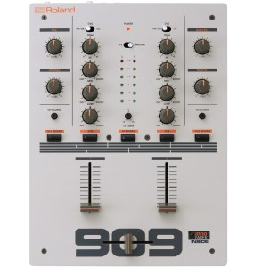 Mixer Roland DJ99