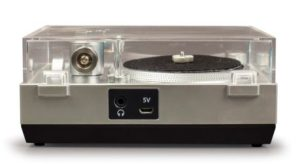 Crosley Radio mini turntable